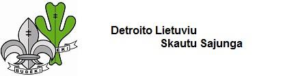 Detroito Lietuviu Skautu Sajunga